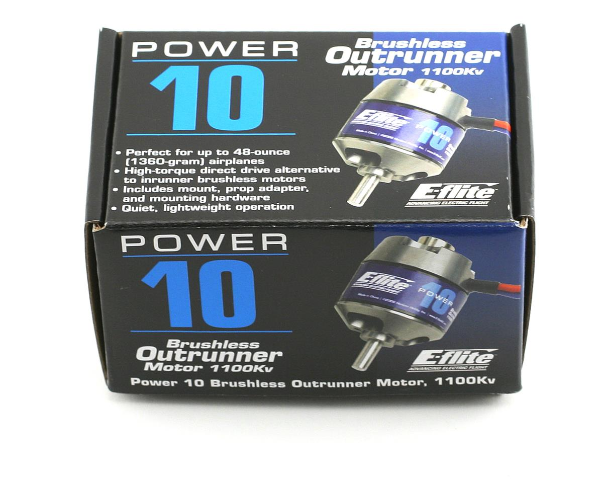 E-flite Power 10 Brushless Outrunner Motor (1100kV)