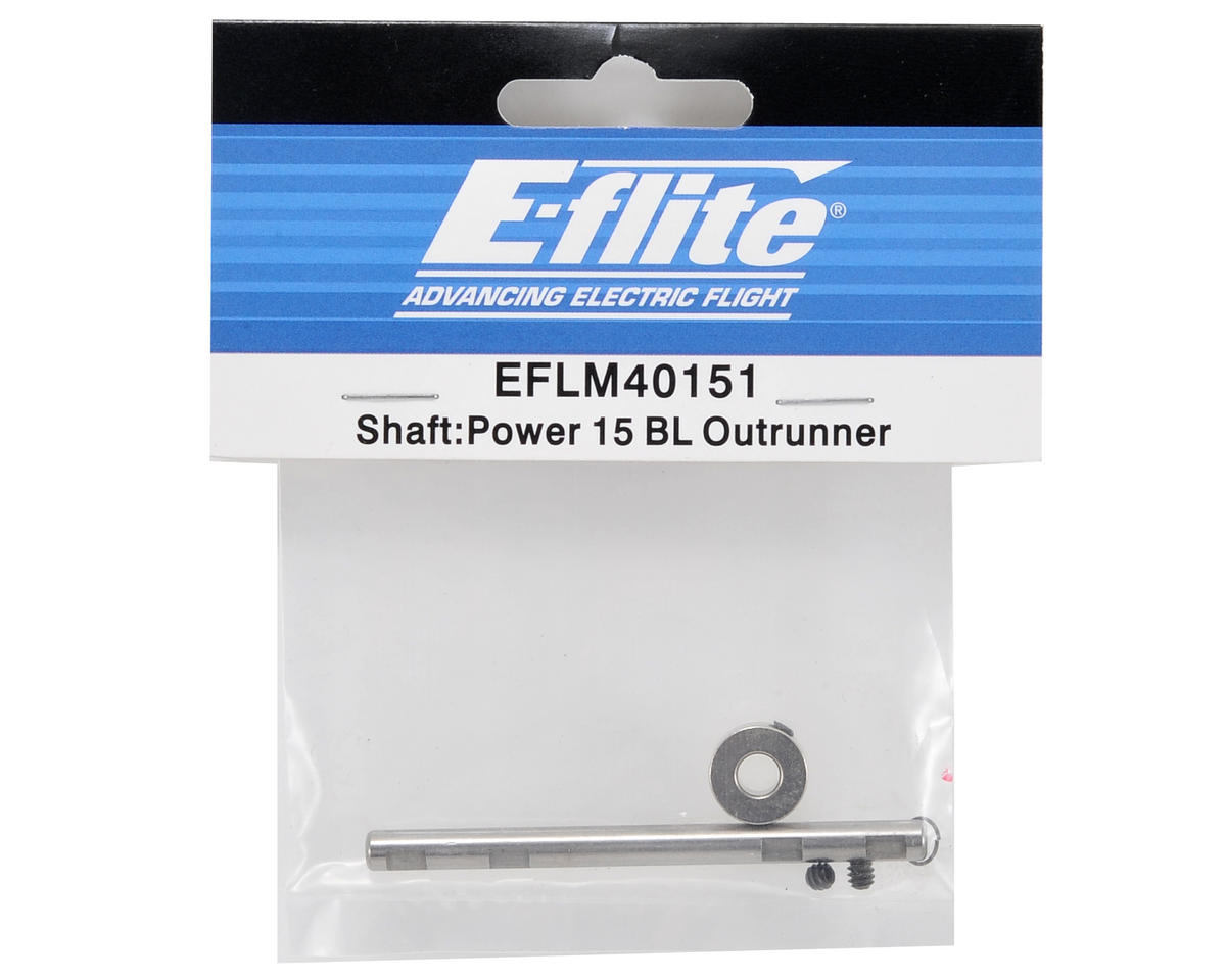 E-flite Power 15 Motor Shaft