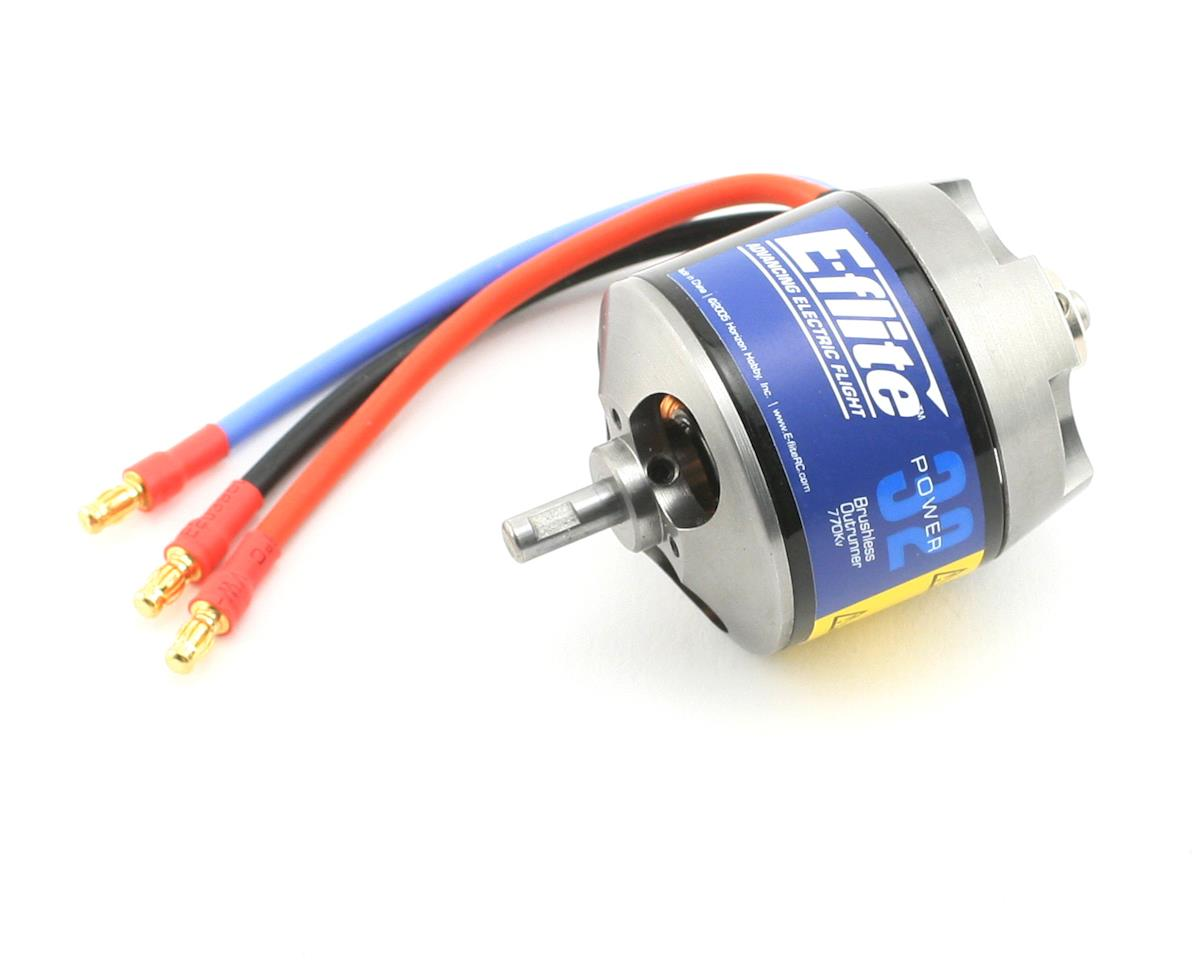 Power 32 Brushless Outrunner Motor (770kV) by E-flite