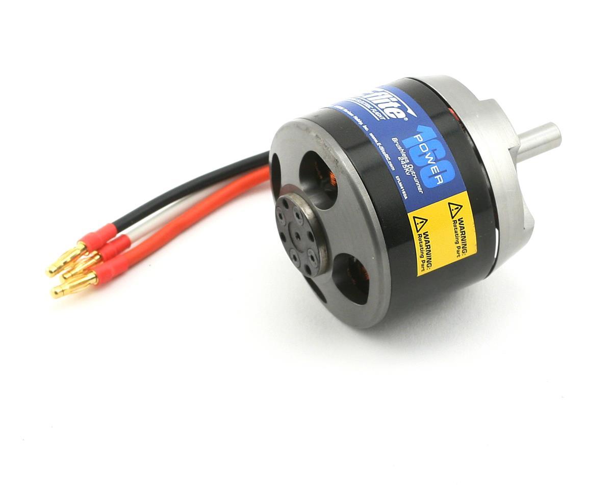 E Flite Power 160 Brushless Outrunner Motor 245kv