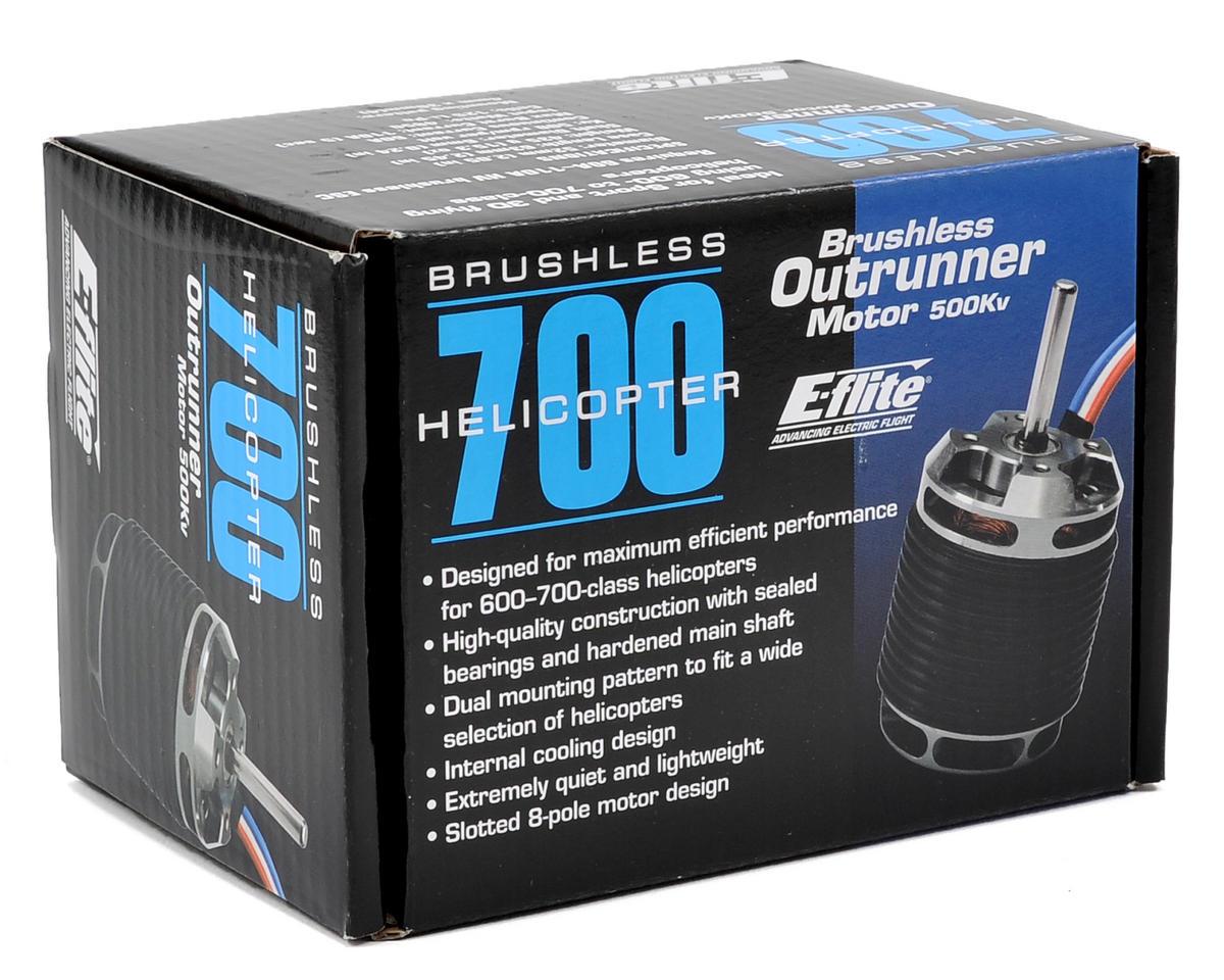 E-flite 700 Heli Brushless Outrunner Motor (500kV)
