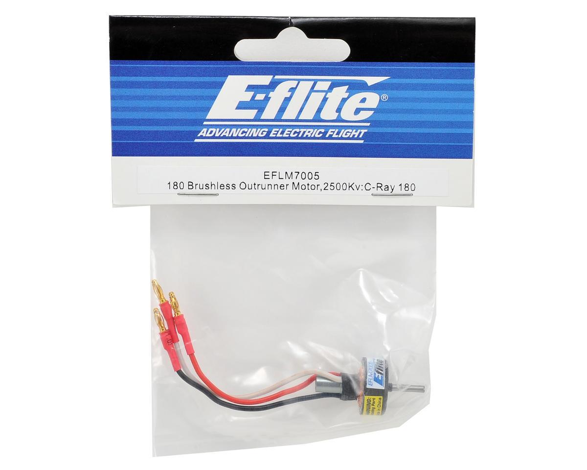 E-flite 180 Brushless Outrunner Motor (2500kV)