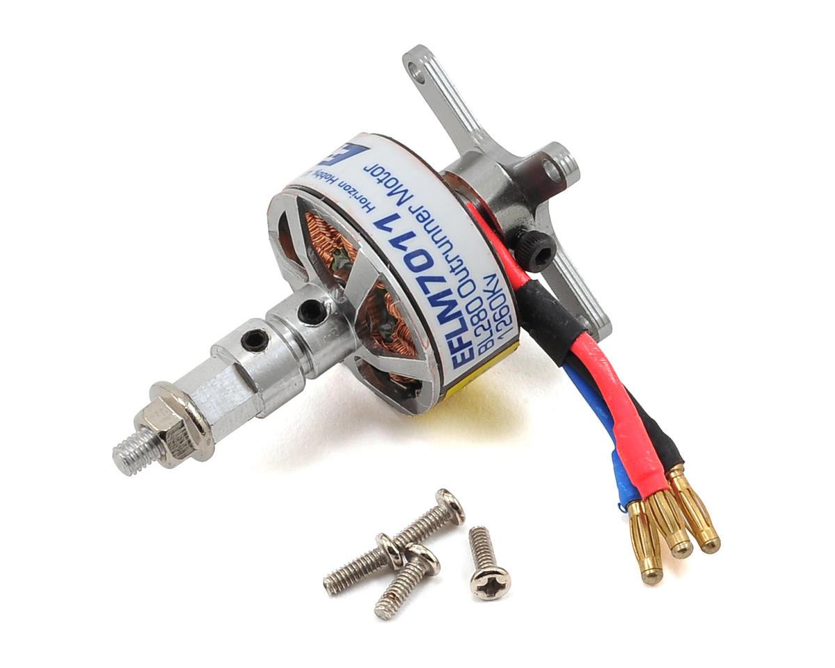 E-flite BL 280 Outrunner Motor (1260kV)