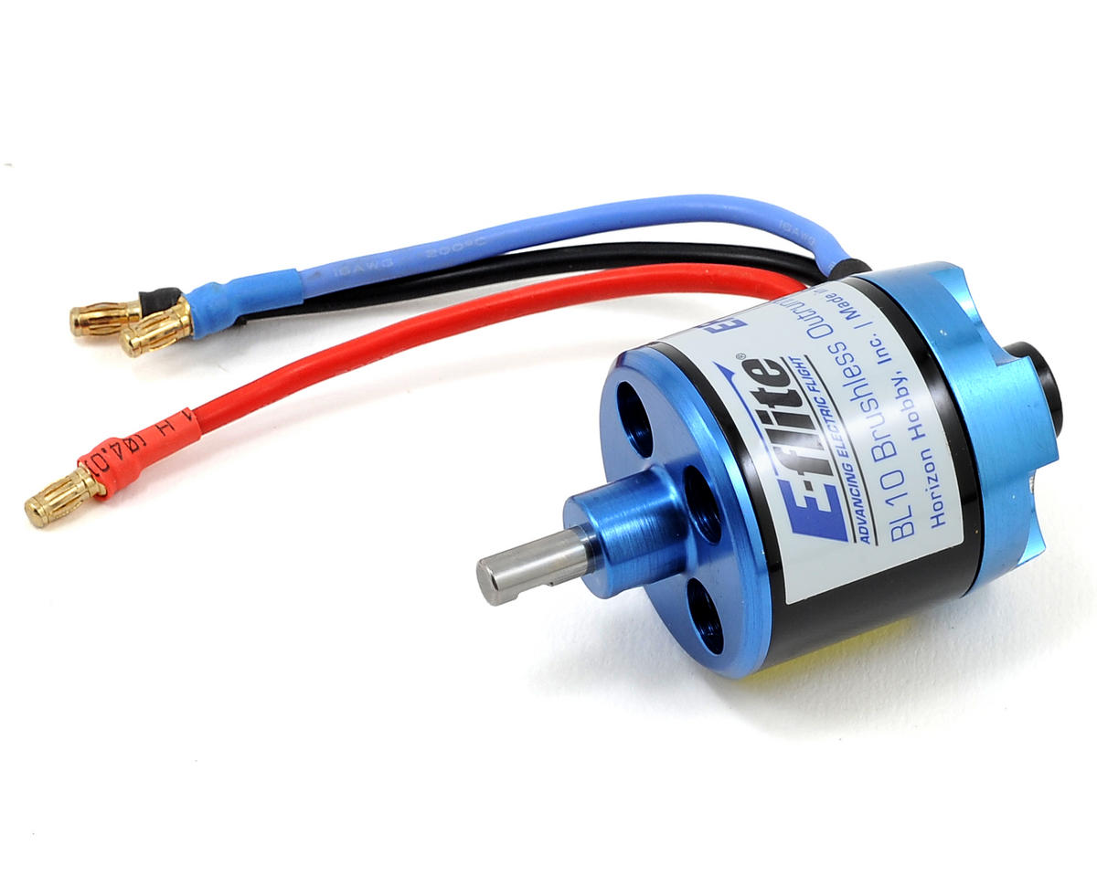 E-flite BL10 Brushless Outrunner Motor (1,250kV)