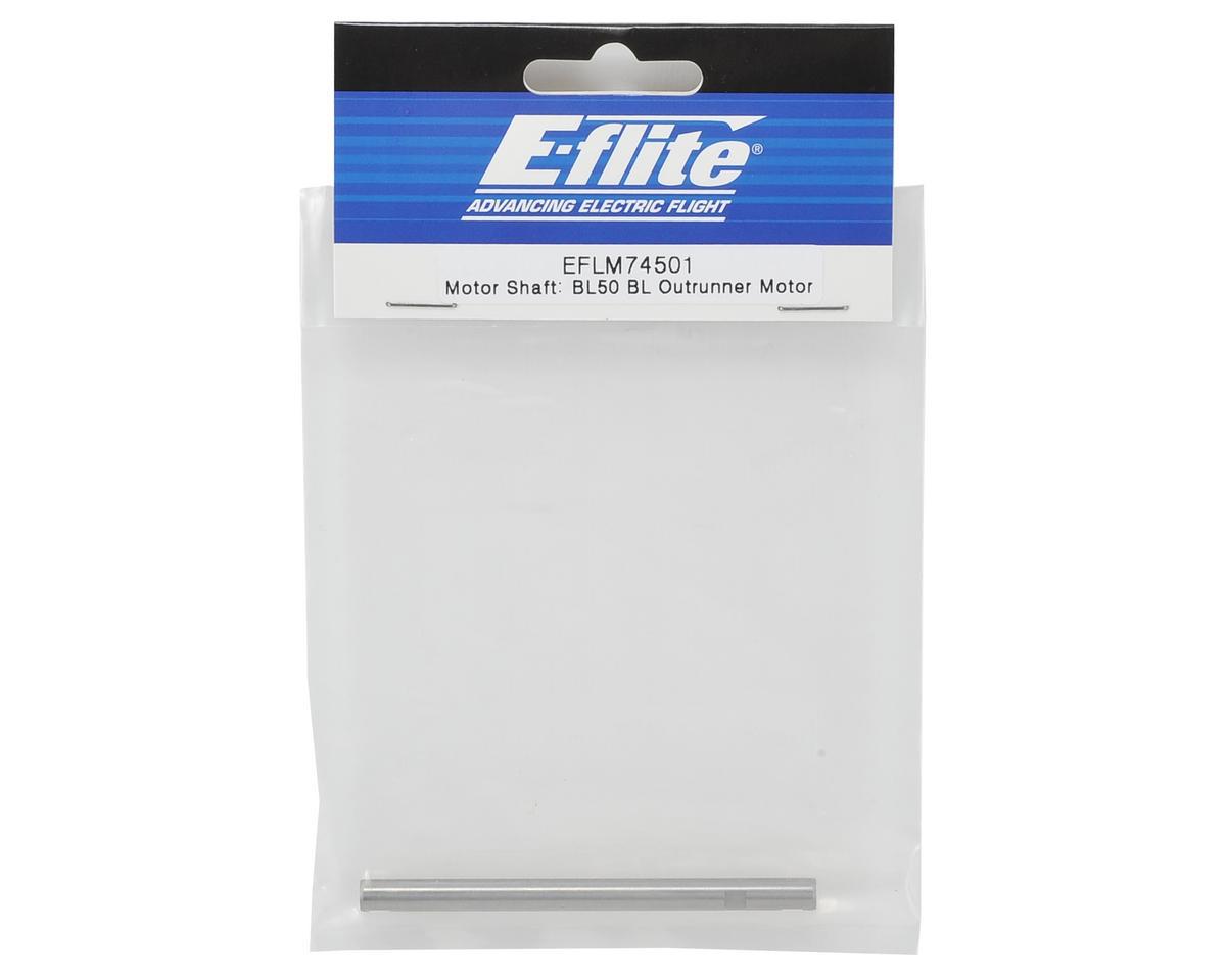 E-flite BL50 Outrunner Motor Shaft