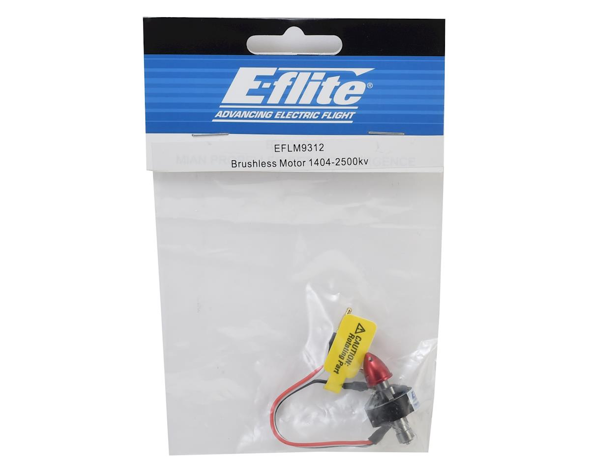 Image 2 for E-flite 1404 Brushless Motor (2100kV)