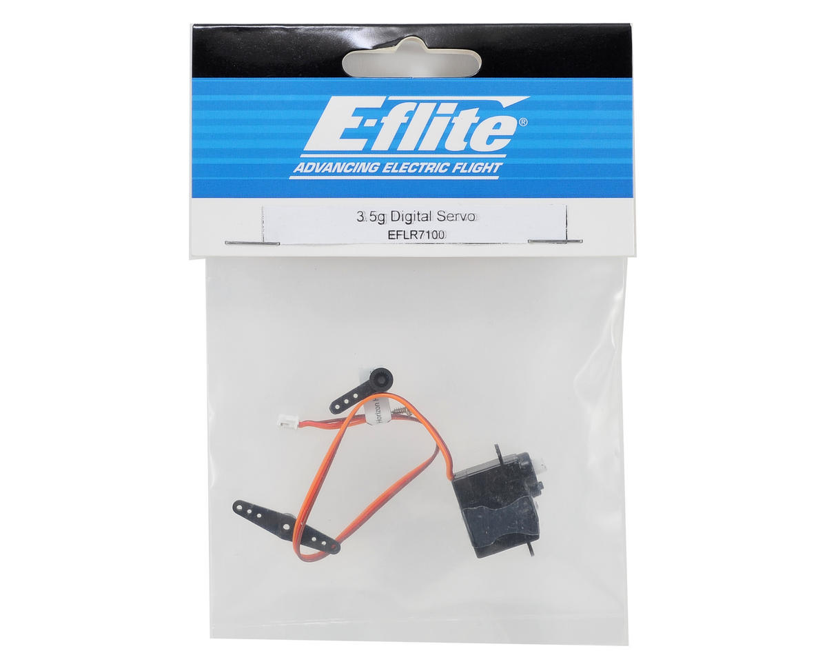 E-flite 3.5g Sub-Micro Digital Servo