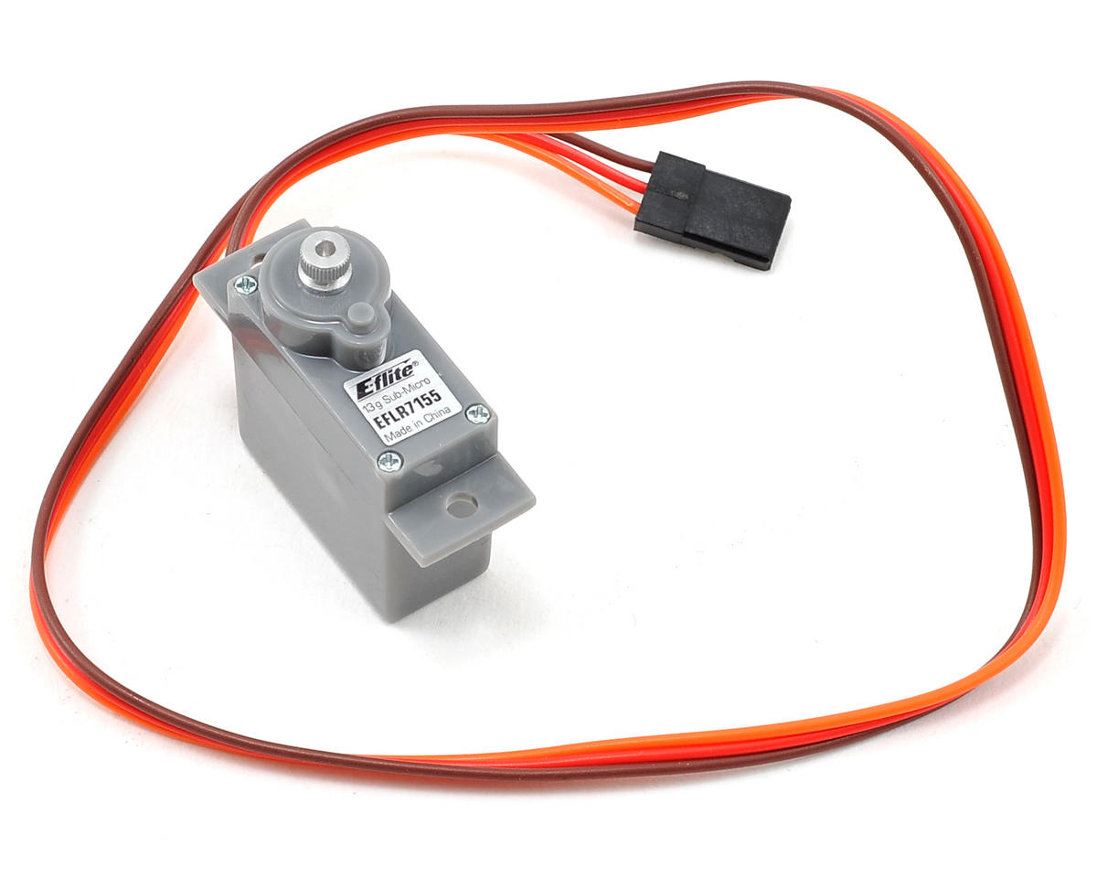 13g Digital Micro Servo by E-flite