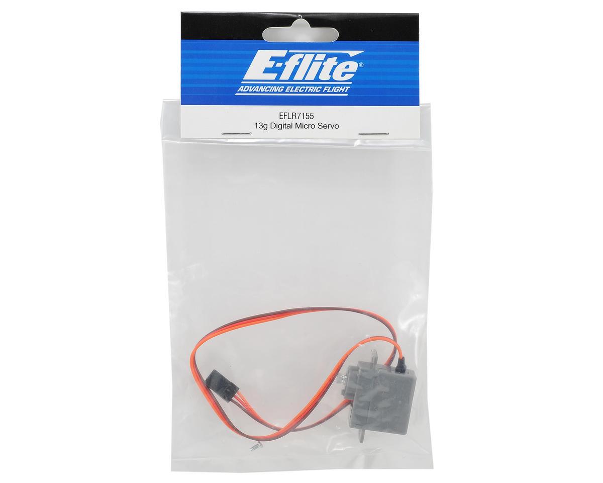 E-flite 13g Digital Micro Servo