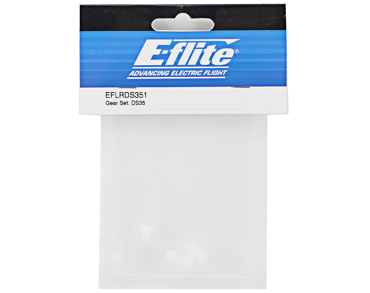 E-flite DS35 Gear Set