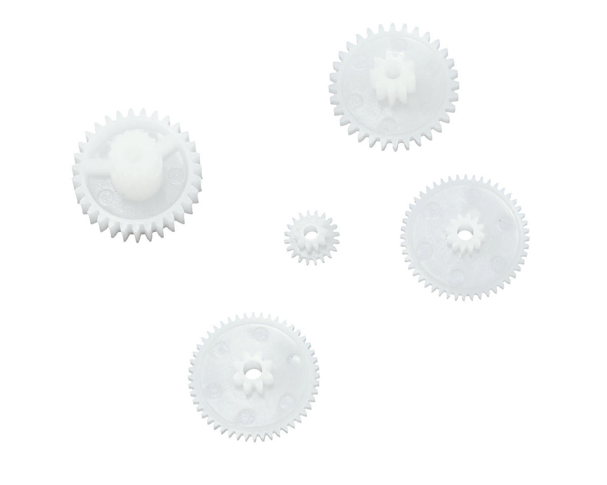 Servo Gear Set: DS75, DS75H by E-flite