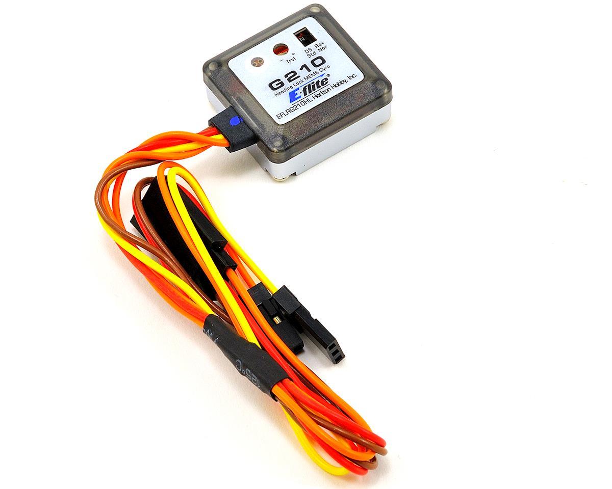 G210HL Micro Heading Lock MEMS Gyro by E-flite
