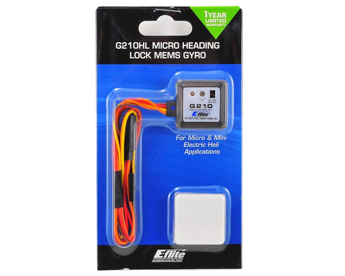 E-flite G210HL Micro Heading Lock MEMS Gyro