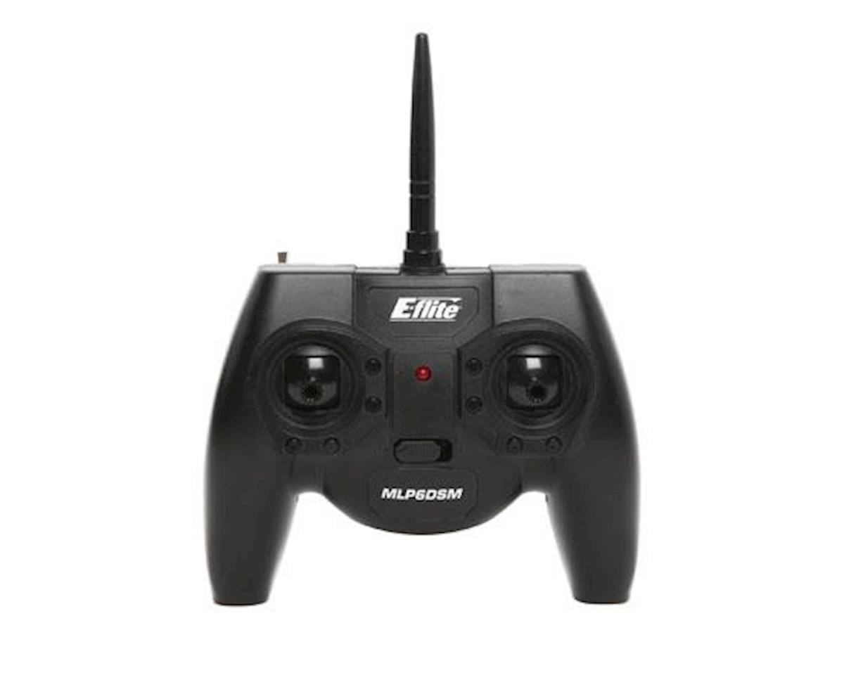 MLP6DSM 6CH SAFE 2.4GHz Transmitter by E-flite