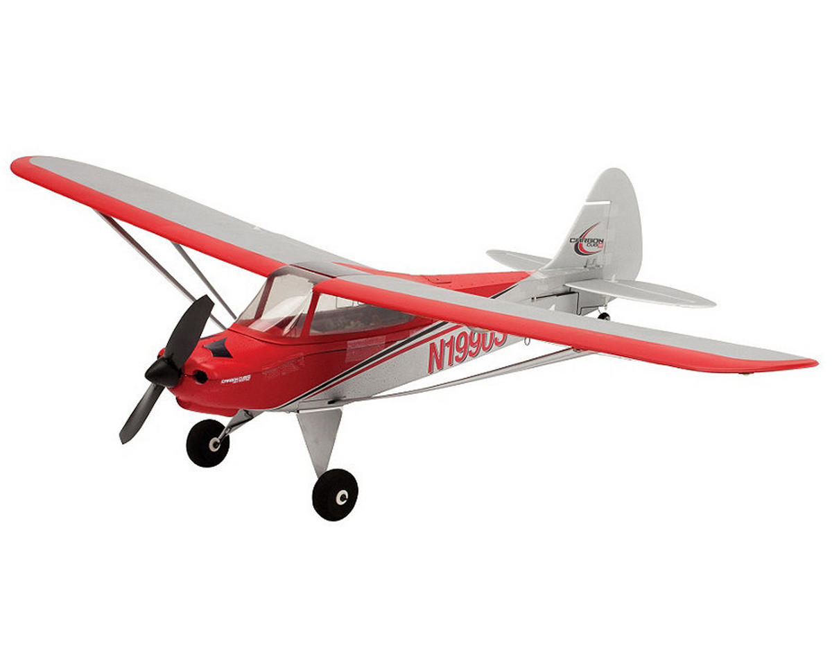 E-flite Ultra-Micro UMX Carbon Cub SS Bind-N-Fly Electric Airplane