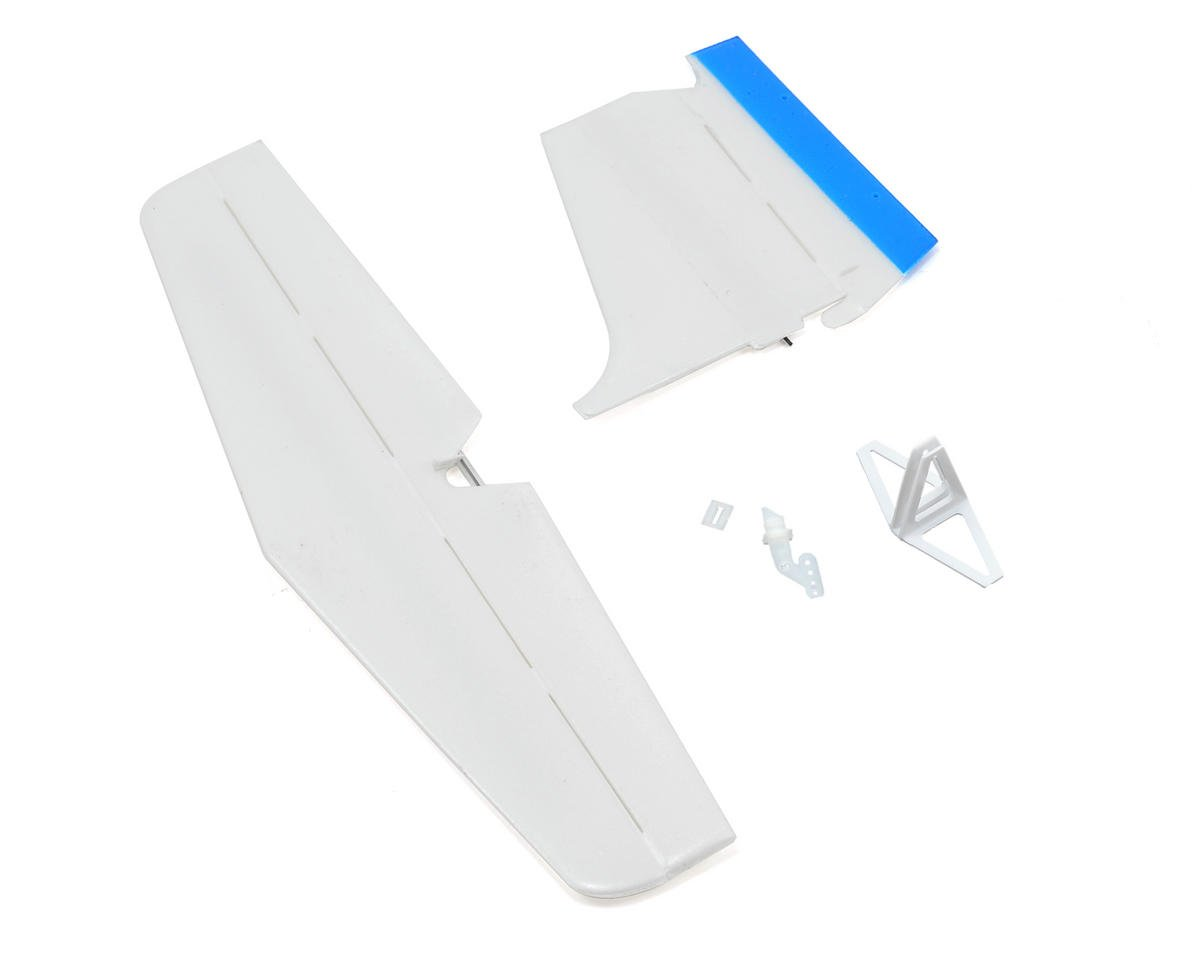 E-flite Complete Tail Set
