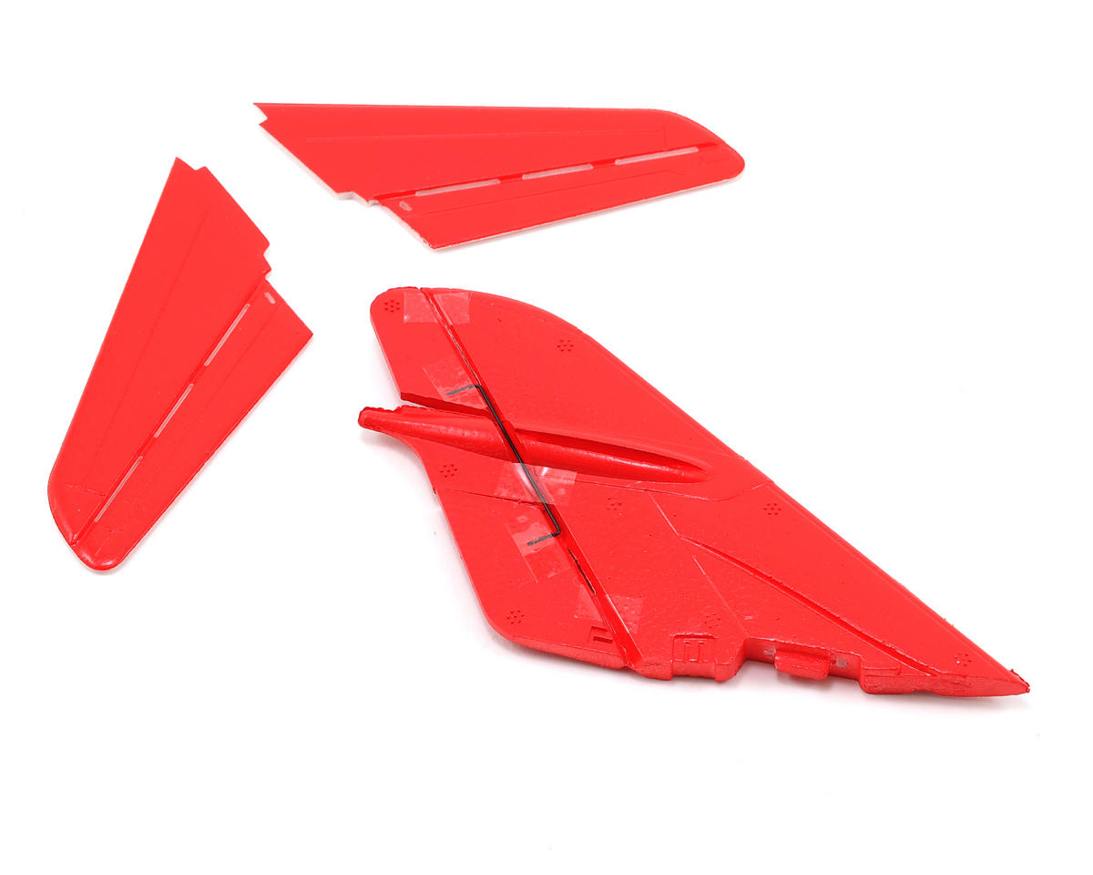 E-flite UMX MiG 15 Tail Set w/Accessories
