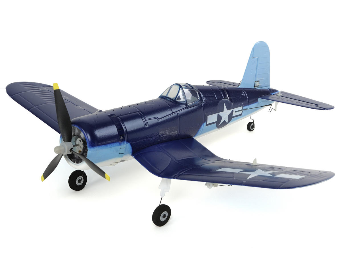 E-flite Ultra-Micro UMX F4U Corsair Bind-N-Fly Electric Airplane