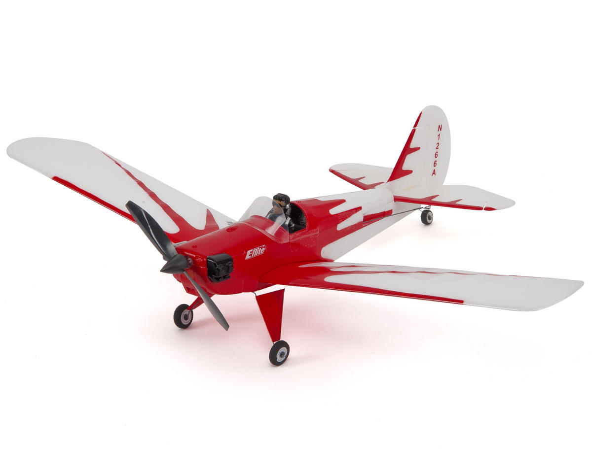E-flite Ultra-Micro UMX Spacewalker Bind-N-Fly Electric Airplane