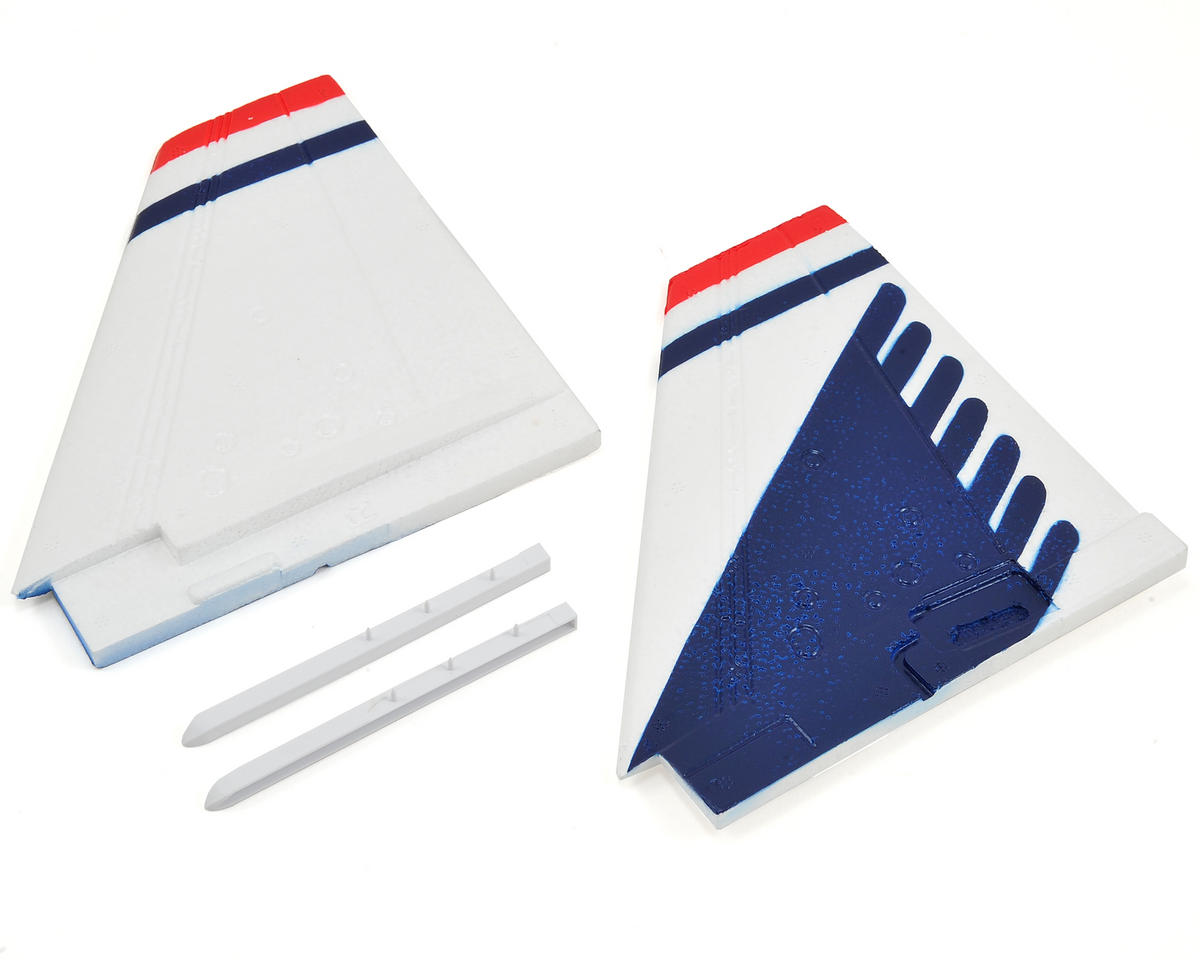 E-flite Main Wing Set w/Missile Rails