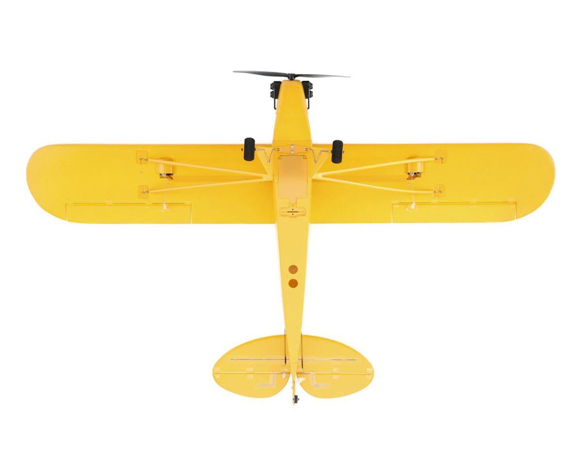 E-flite Ultra-Micro UMX J-3 Cub BL BNF Electric Airplane (670mm)