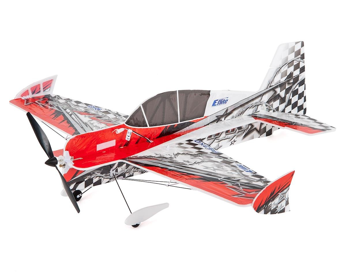 E-flite Ultra-Micro UMX Yak 54 Bind-N-Fly 3D Basic Electric Airplane