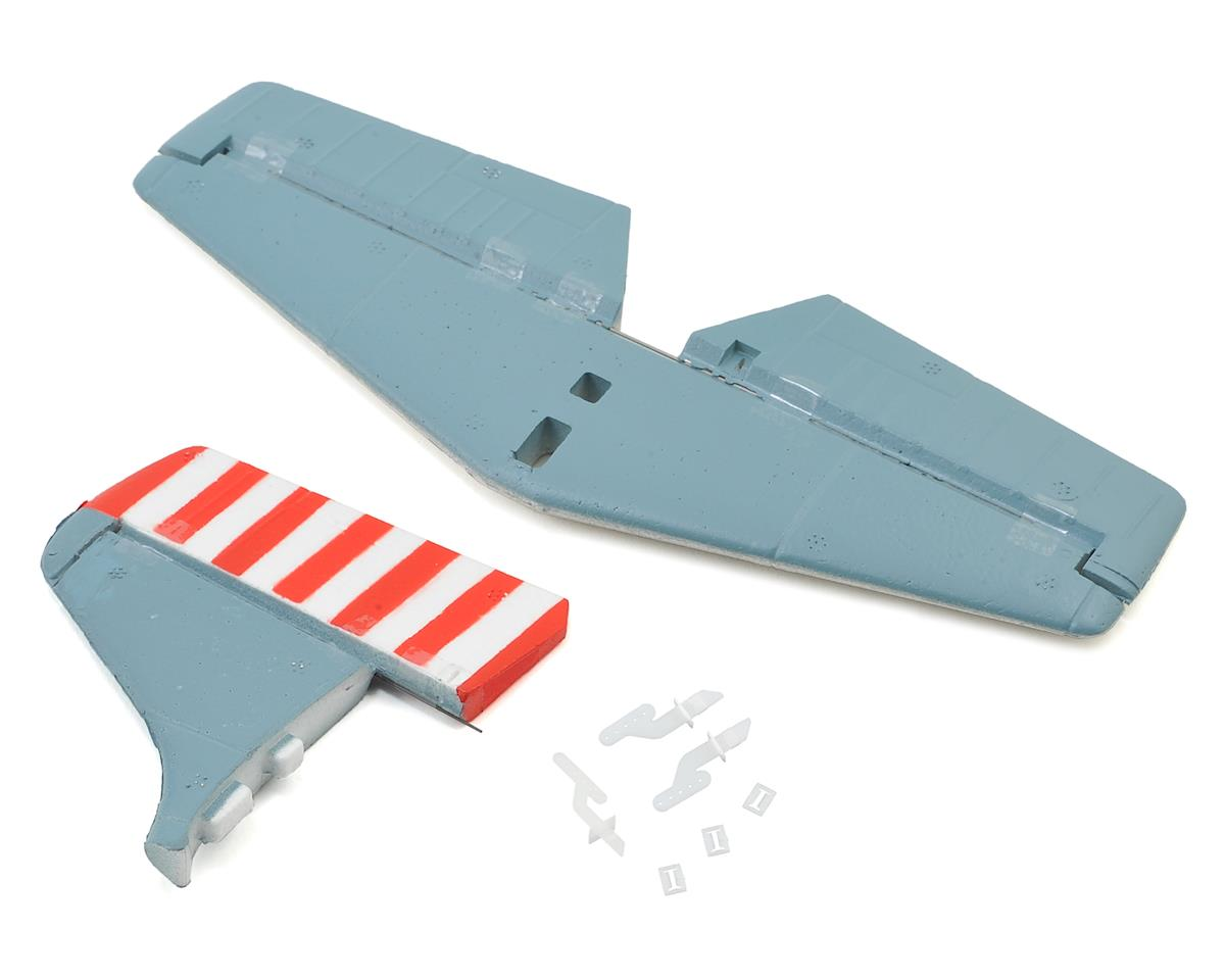 E-flite UMX F4F Wildcat Tail Set