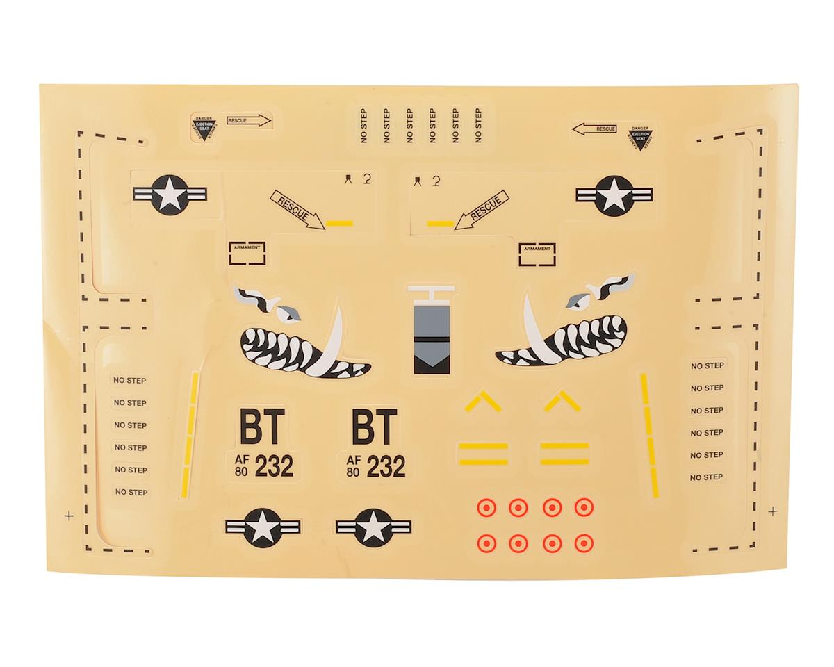 E-flite UMX A-10 Decal Sheet