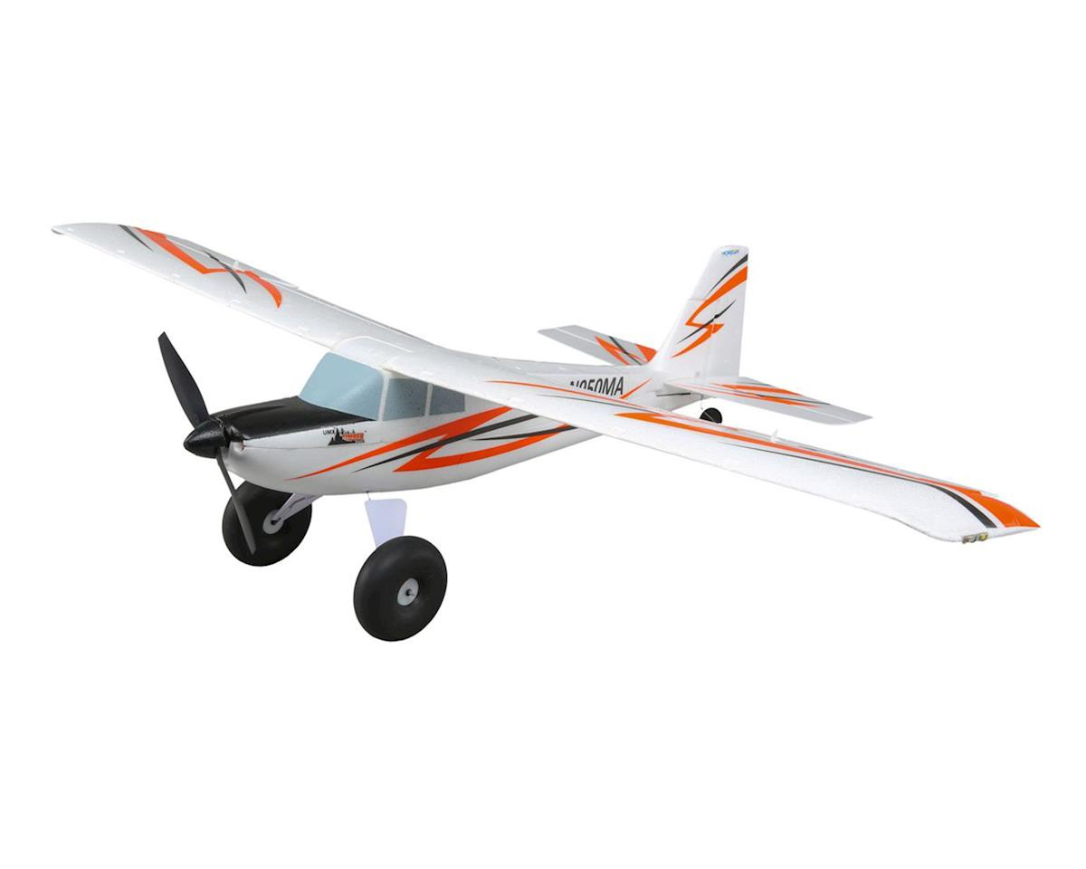 E-flite Ultra-Micro Timber Bind-N-Fly Basic Electric Airplane