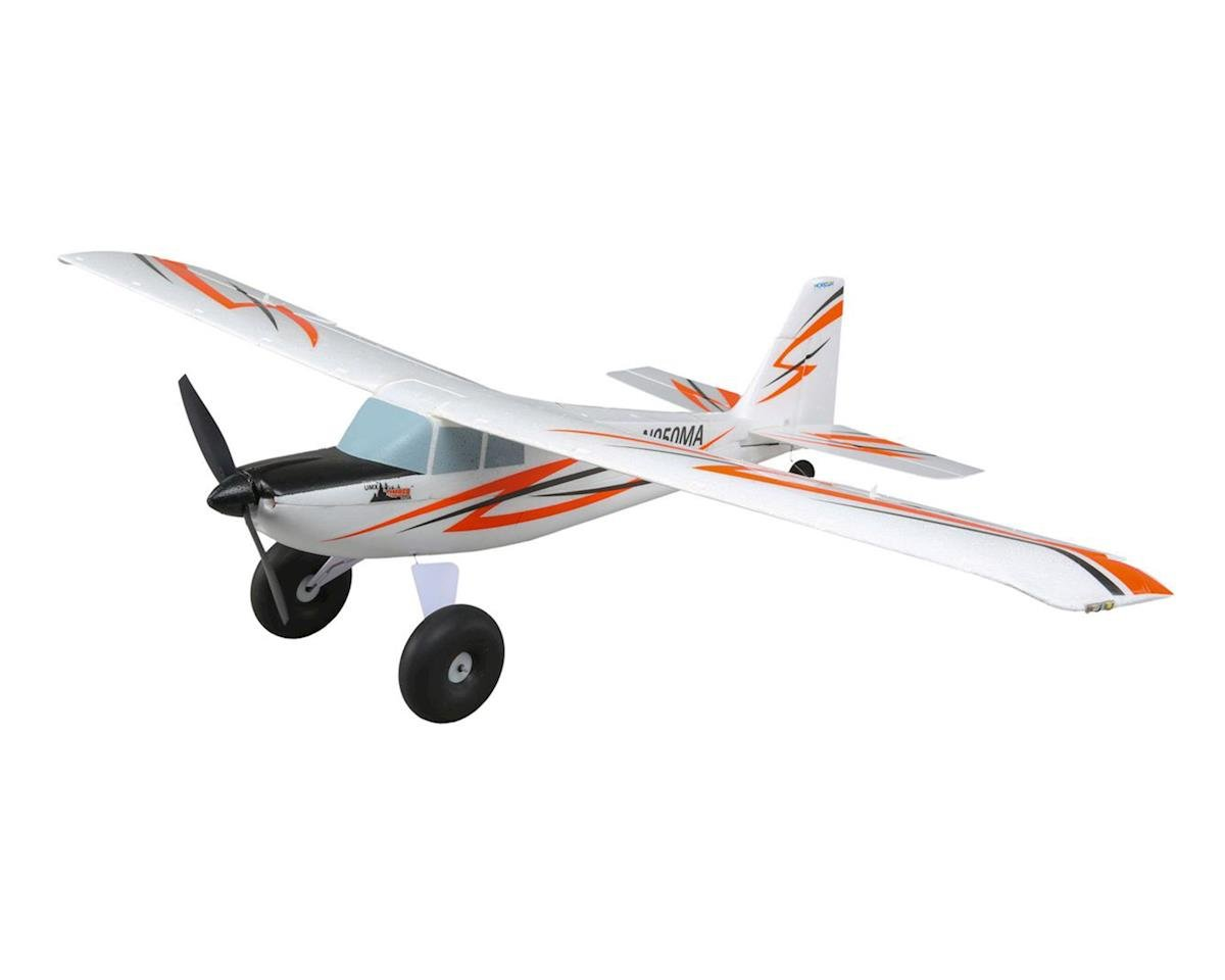 SCRATCH & DENT: E-flite Ultra-Micro Timber BNF Basic Electric Airplane (700mm)