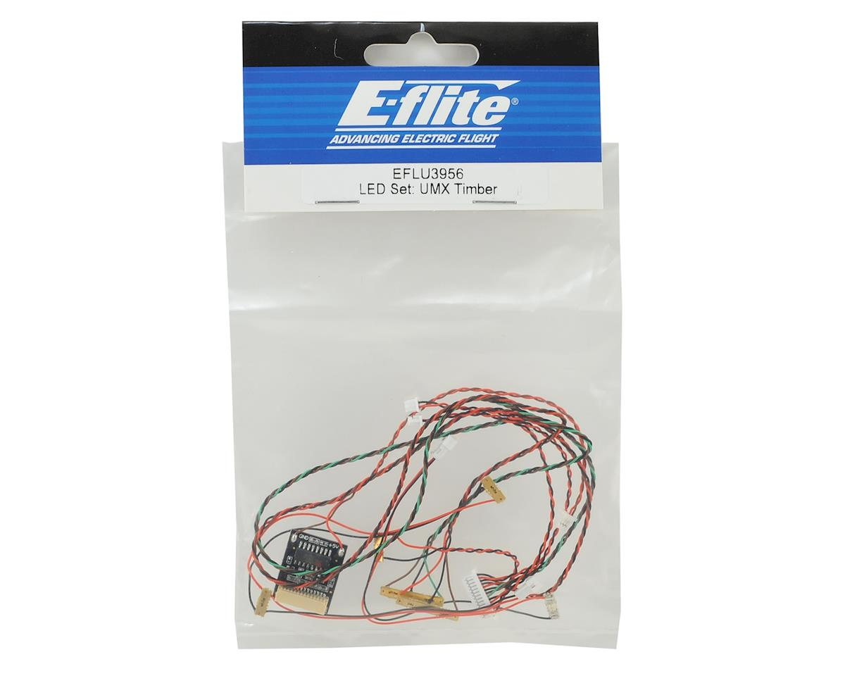 E-flite UMX Timber LED Set
