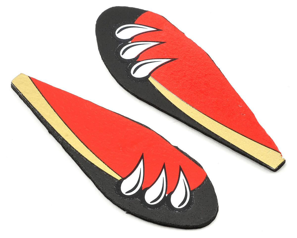 E-flite Wheel Pants Set (UMX Beast)