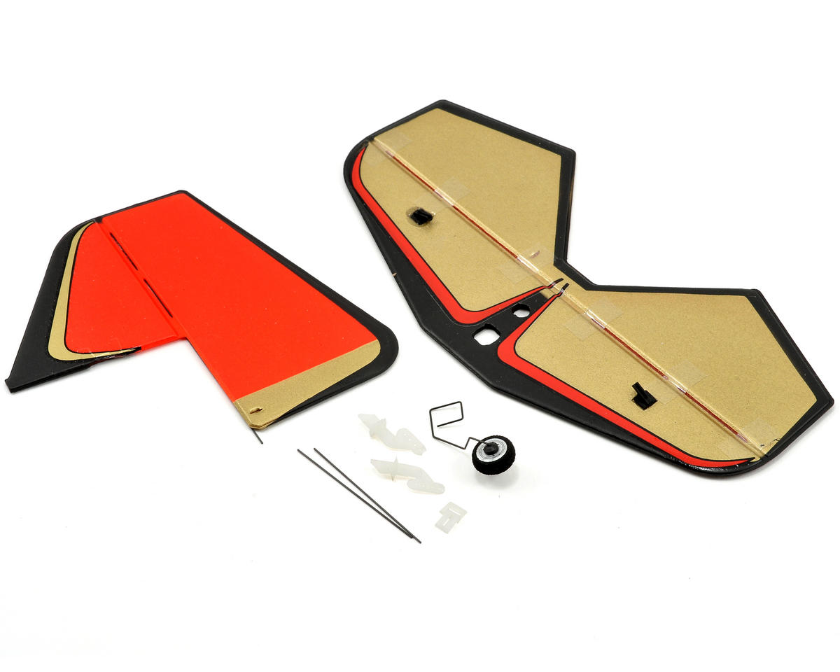 E-flite Tail Surface Set (UMX Beast)