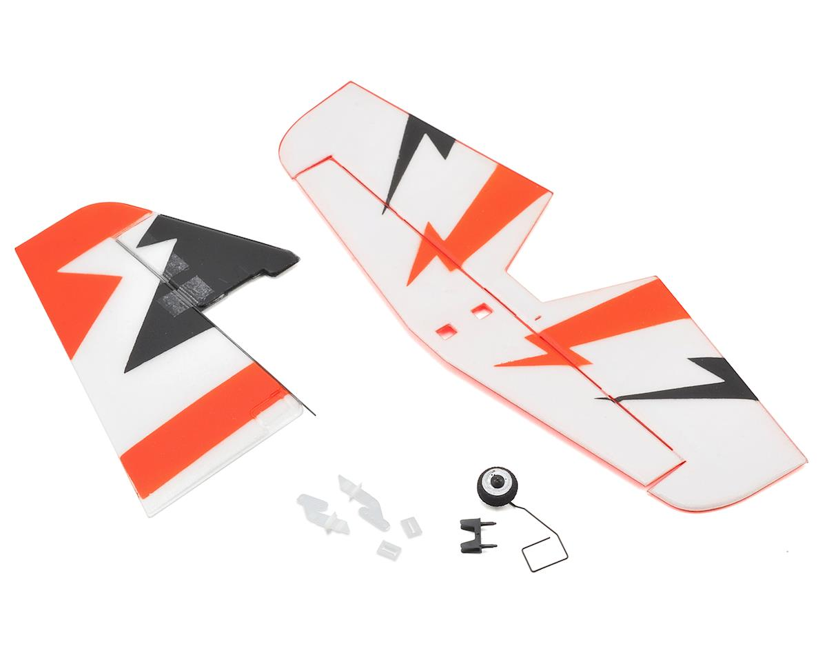 E-flite UMX SBach 342 Tail Set
