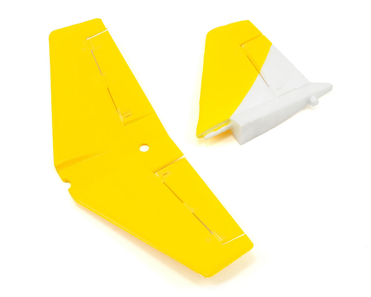 E-flite UMX Habu Tail Set w/Accessories