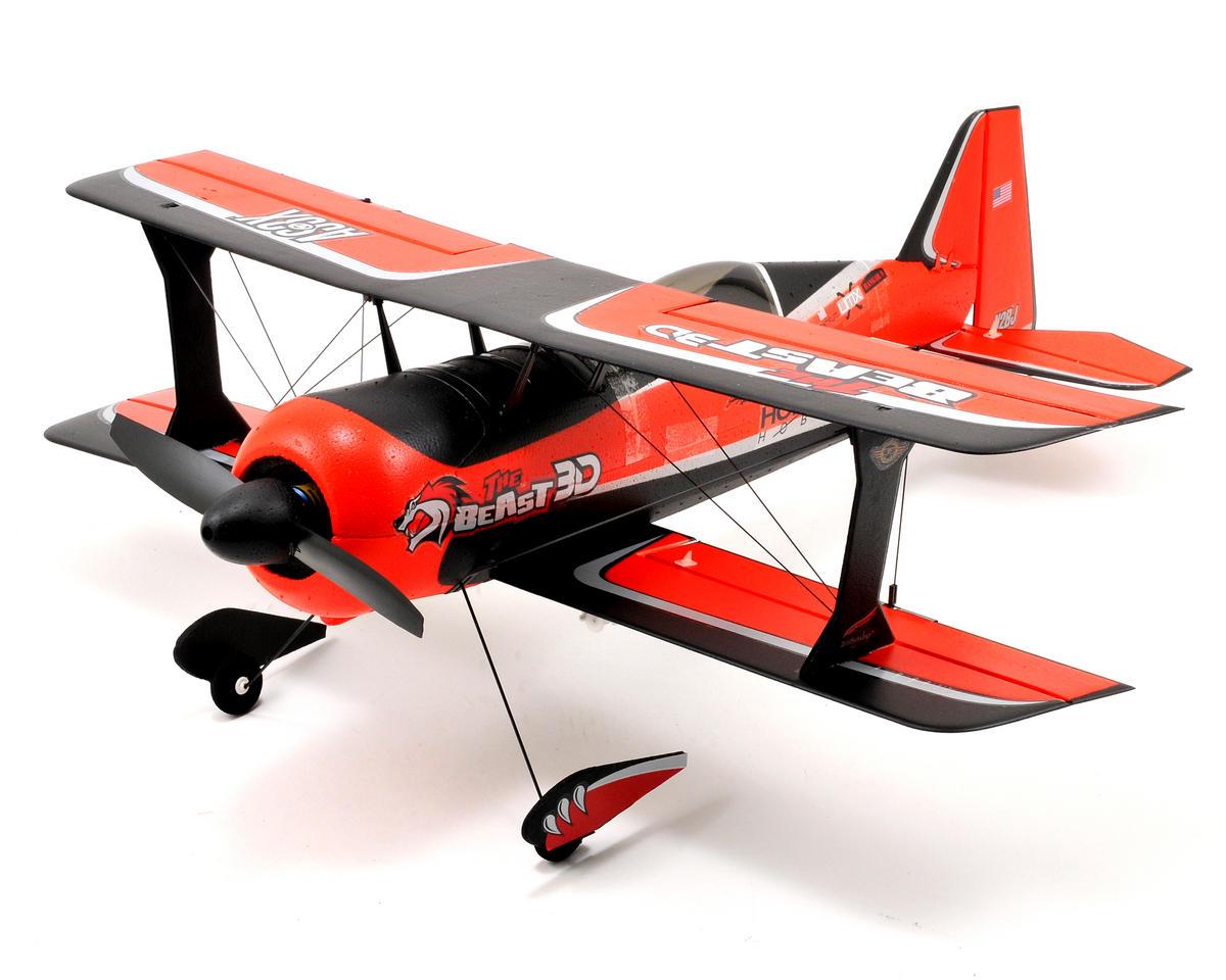 E-flite Ultra-Micro UMX Beast 3D Bind-N-Fly Airplane
