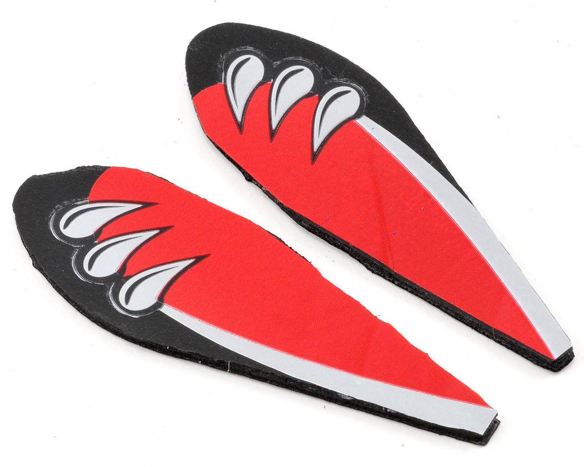 E-flite UMX Beast 3D Wheel Pants Set