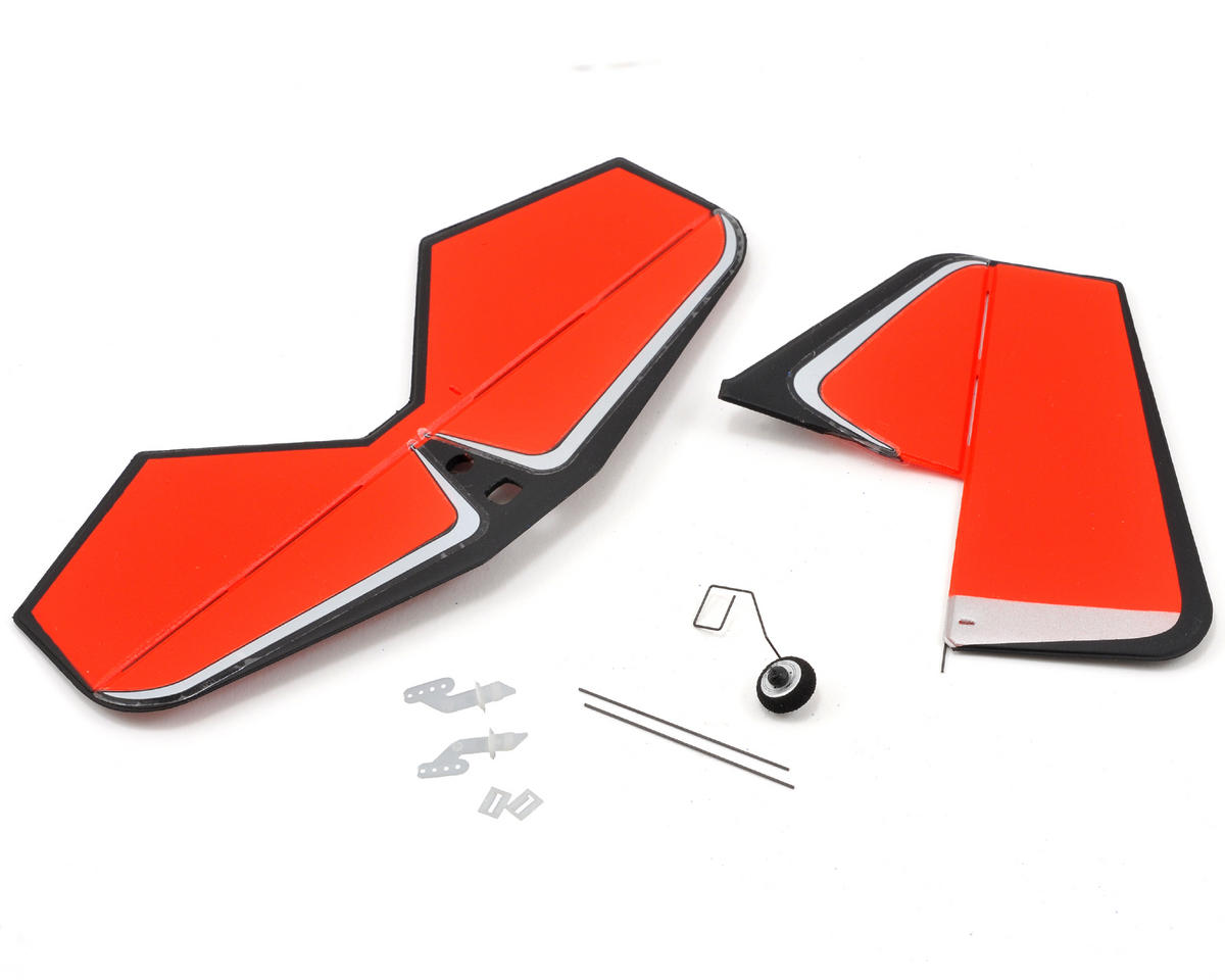 E-flite UMX Beast 3D Tail Surface Set