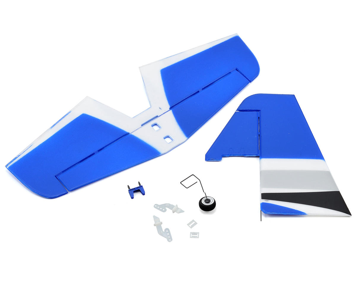 E-flite Tail Set