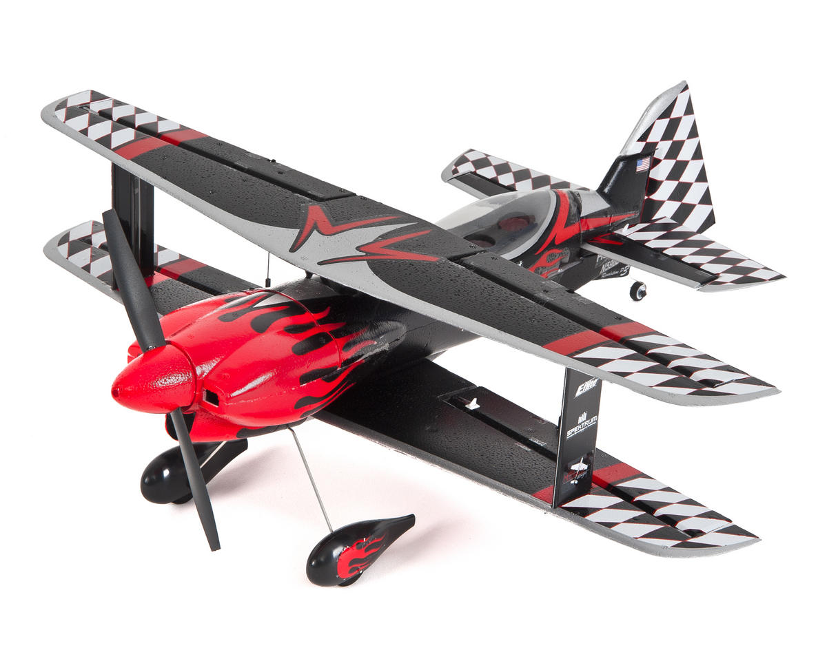 E-flite Ultra-Micro UMX P3 Revolution BNF Basic Electric Airplane (400mm)
