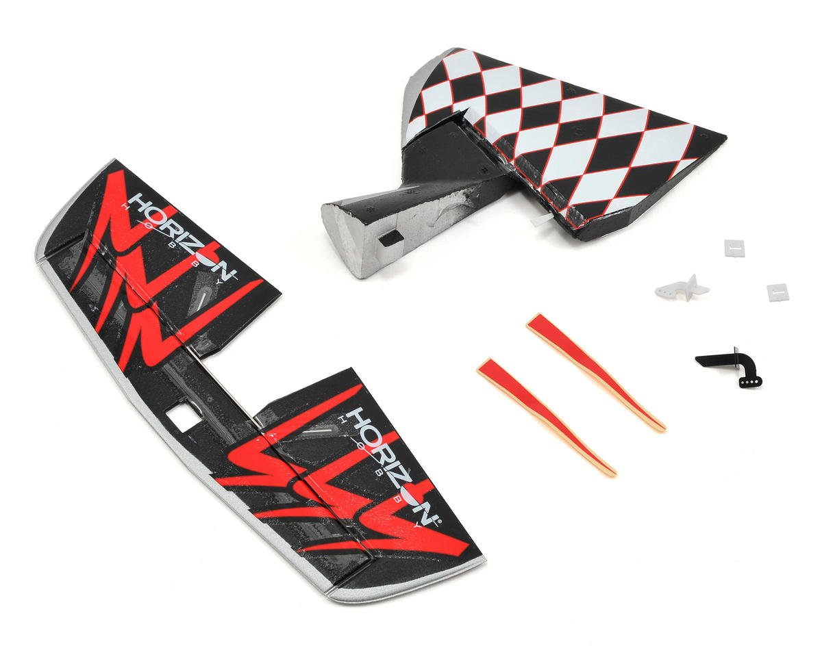E-flite UMX P3 Revolution Tail Set