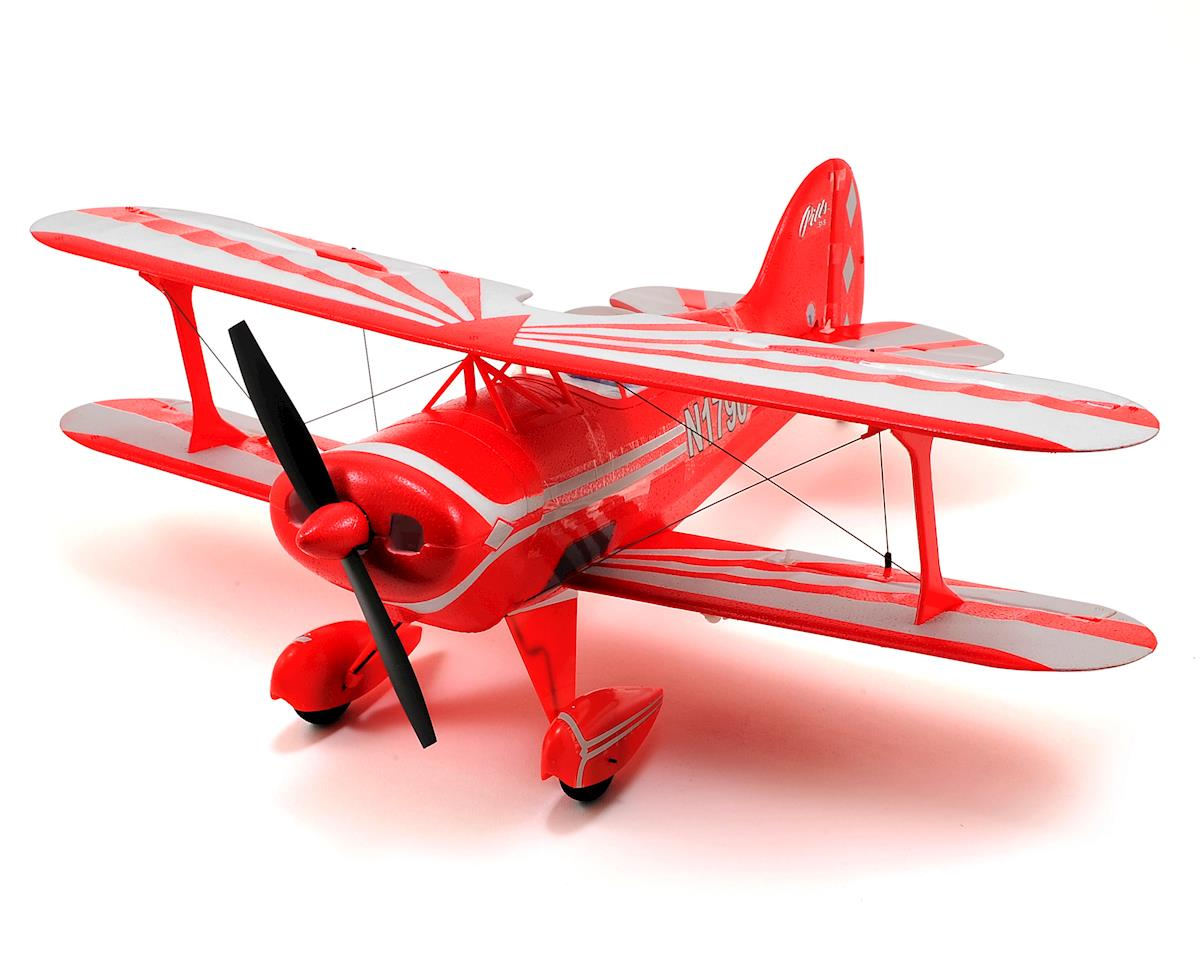 E-flite Ultra-Micro UMX Pitts S-1S BNF Basic Electric Airplane (434mm)