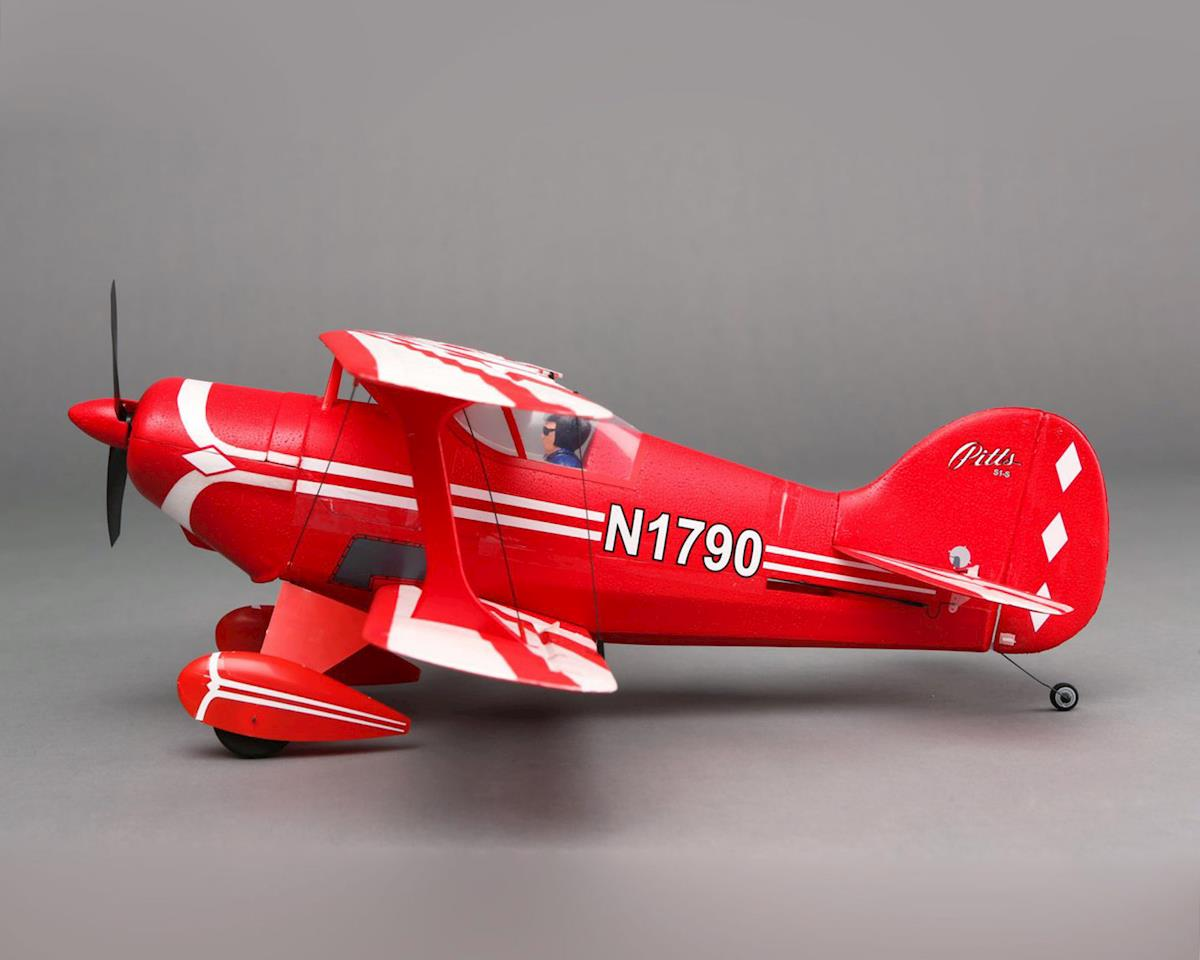 Ultra-Micro UMX Pitts S-1S Bind-N-Fly Basic Electric Airplane by E-flite