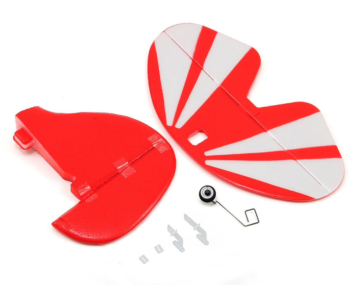 E-flite UMX Pits S-1S Tail Set w/Accessories