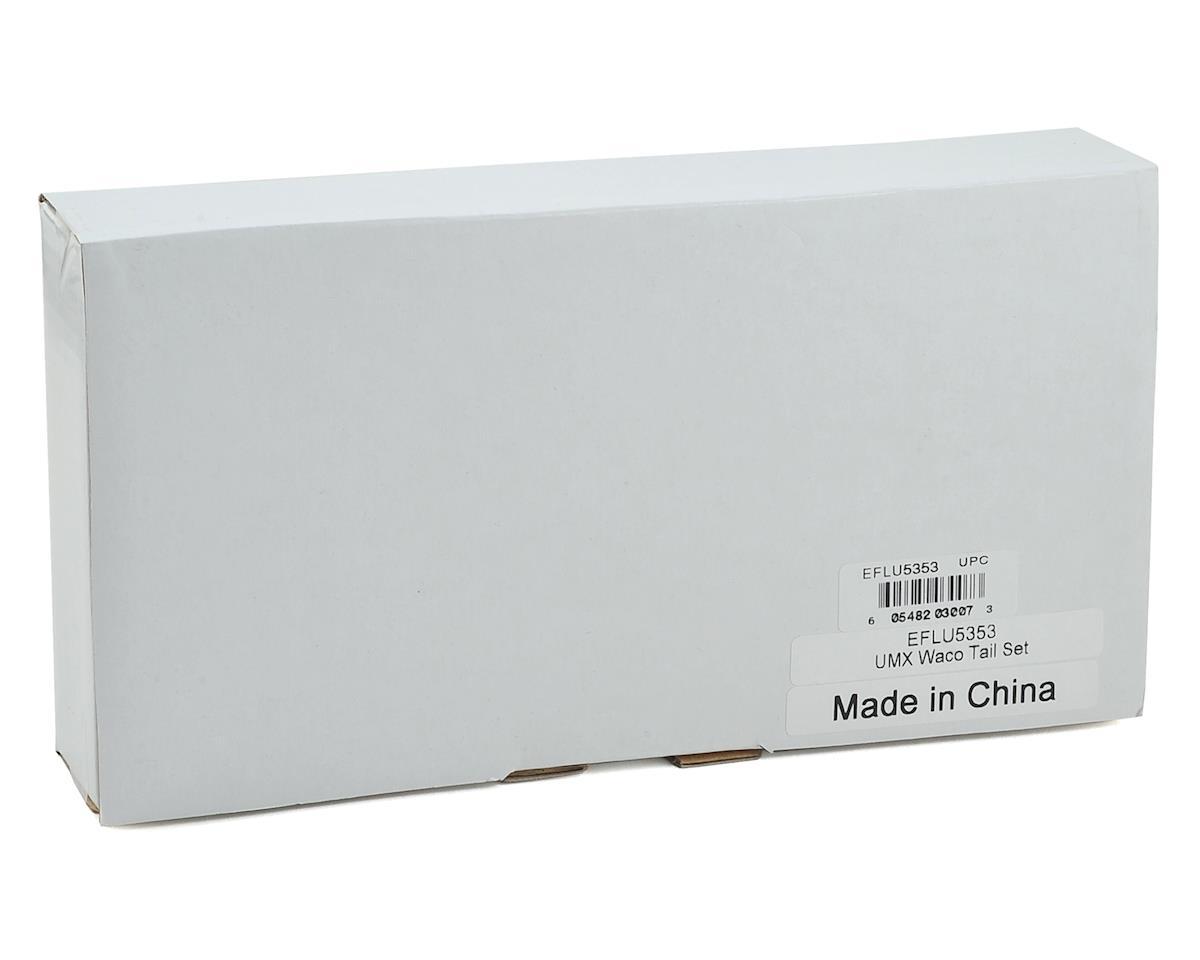 E-flite UMX Waco Tail Set