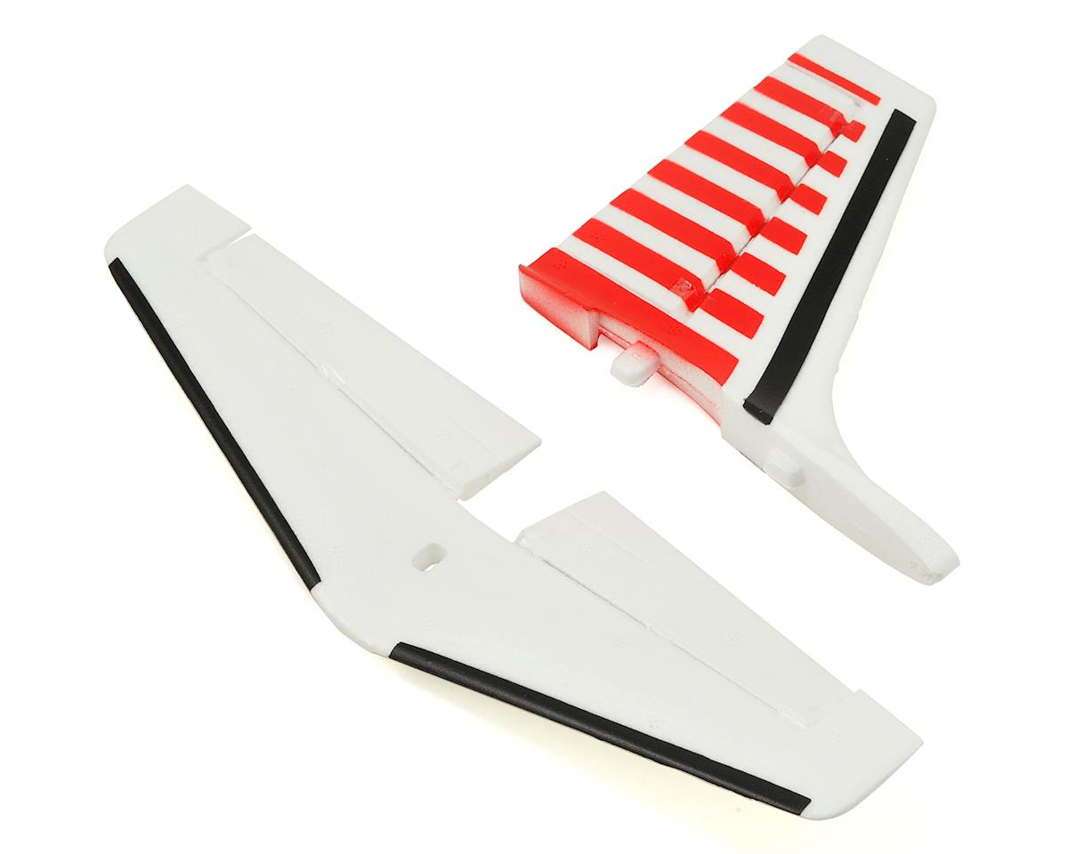 E-flite UMX Aero Commander Tail Set