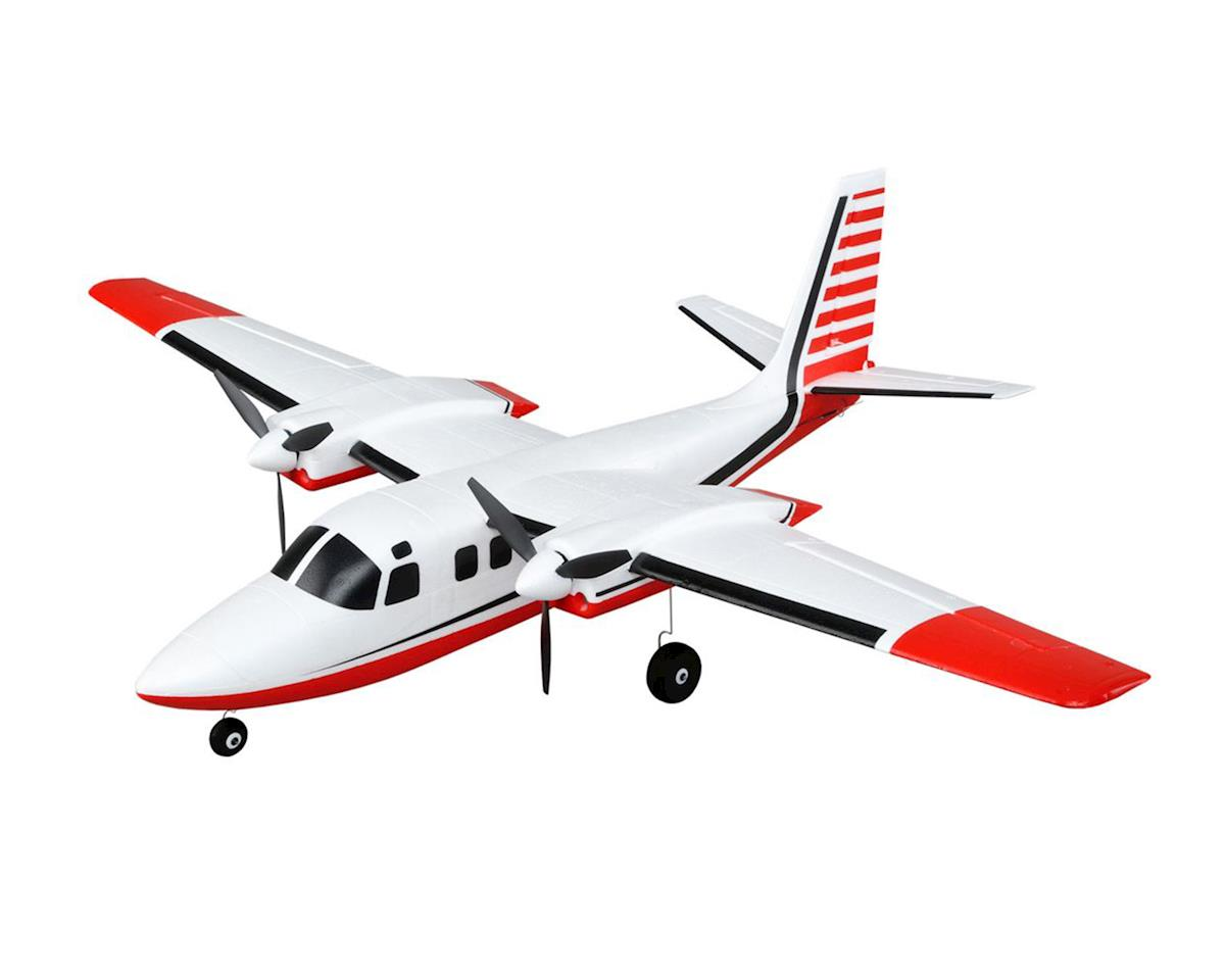 E-flite Ultra-Micro UMX Aero Commander Bind-N-Fly Electric Airplane w/AS3X
