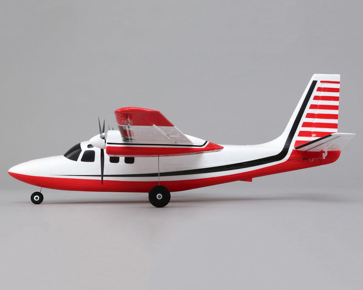E-flite Ultra-Micro UMX Aero Commander BNF Electric Airplane (715mm)