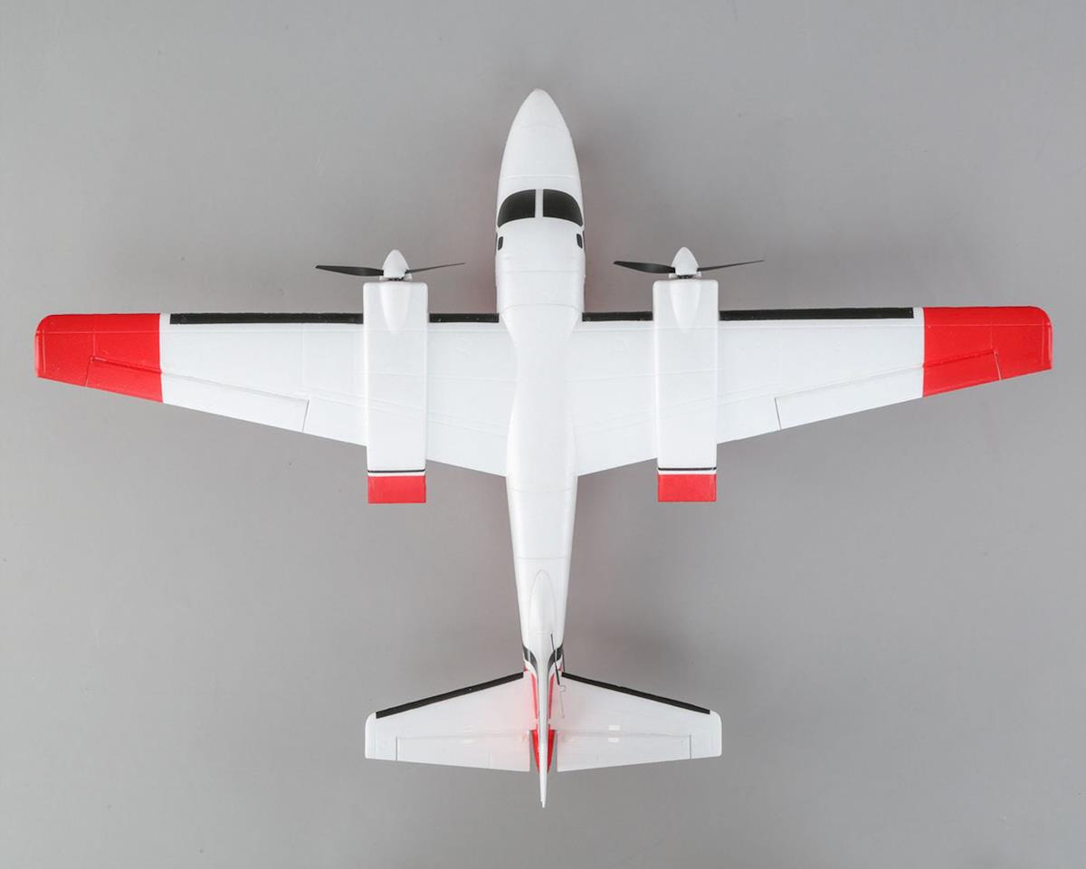 E-Flite Ultra-Micro UMX Aero Commander BNF Electric Airplane (715mm)