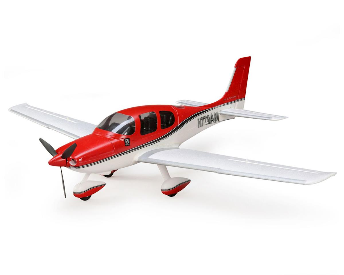 E-flite UMX Cirrus SR22T BNF Basic Electric Airplane